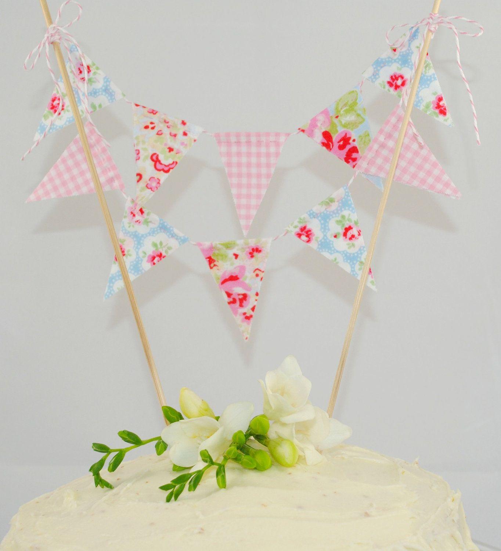 Cake Bunting - CATH KIDSTON - ooo pretty! | Cath Kidston/Greengate ...