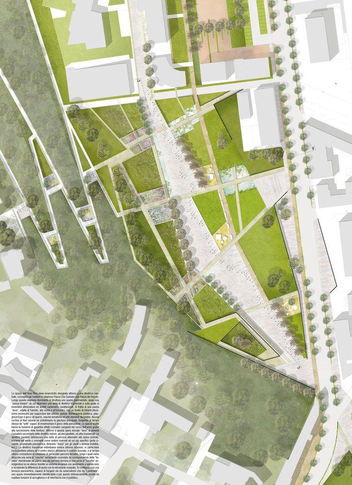 Parco urbano e centro citt avigliana maria vittoria for Planimetrie di progettazione architettonica