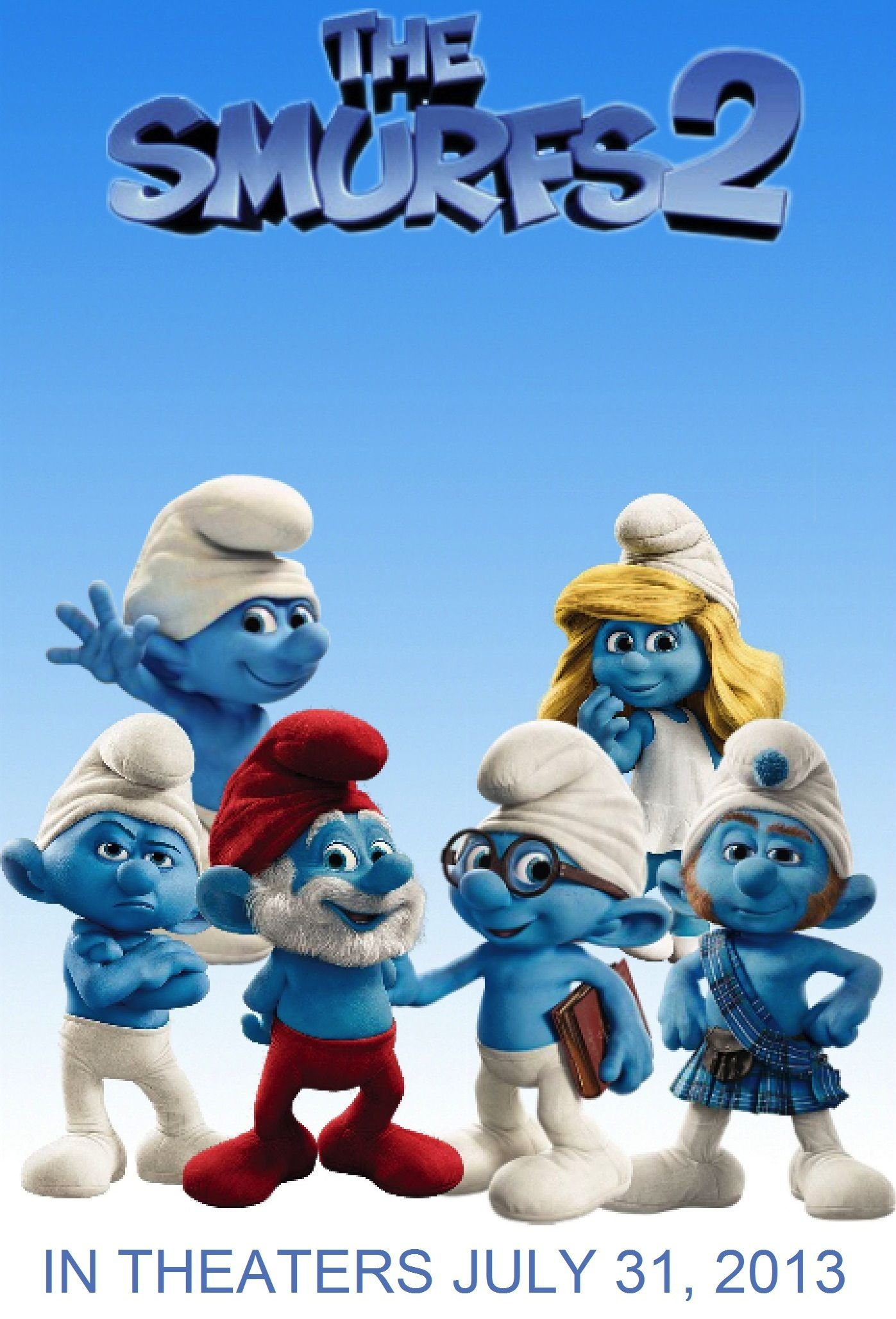 smurfs 2 poster - google search | favorite movies and tv shows