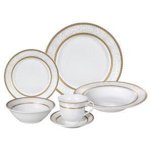 Furniture & Home Decor Search: white dinner ware set