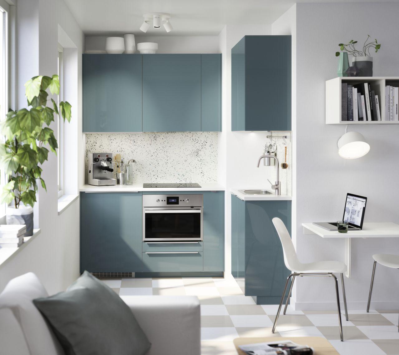 Pin By Ikea Baltics On Kitchen Ideas Open Plan Kitchen Living Room Kitchen Design Duck Egg Blue Living Room #open #living #room #and #kitchen #ideas