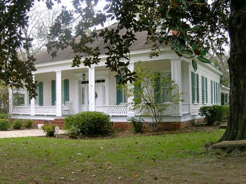 1880, Cuthbert, GA Greek revival architecture, Greek