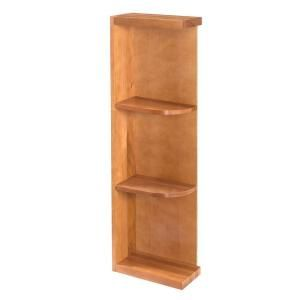 home decorators collection hargrove cinnamon assembled 6x42x12 in
