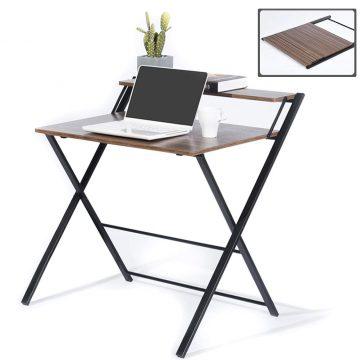 Office Desk Folding Desk Space Saving Desk Secretary Desk