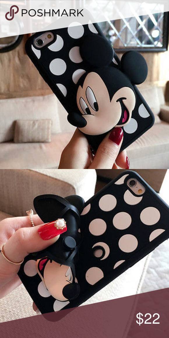 iPhone 7 plus case Detachable Mickey Mouse iPhone 7 plus case is back in stock! Order now :) Accessories Phone Cases