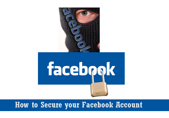 Facebook Hacking and scams are growing more and more nowadays and many accounts getting hacked everyday, So we have to protect it from hackers and friends who trying to hack our FB account. Making your Facebook account secure is not a difficult thing, You simply need to follow this easy steps here and you're safe.