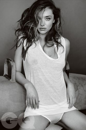 "Miranda Kerr photographed by Mario Testino in a photo shoot for ""GQ"" UK magazine may 2014......."