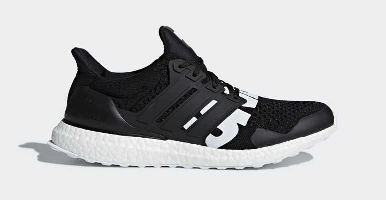 new arrivals ef226 a06e6 Adidas X Undefeated Ultra Boost Black B22480 - ανδρικά sneakers - ανδρικά  παπούτσια - sneakers -