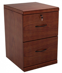 Z Line Designs 2 Drawer Vertical File Cherry Cabinet With Black Accents Filing Cabinet Cabinet Wooden Cabinets