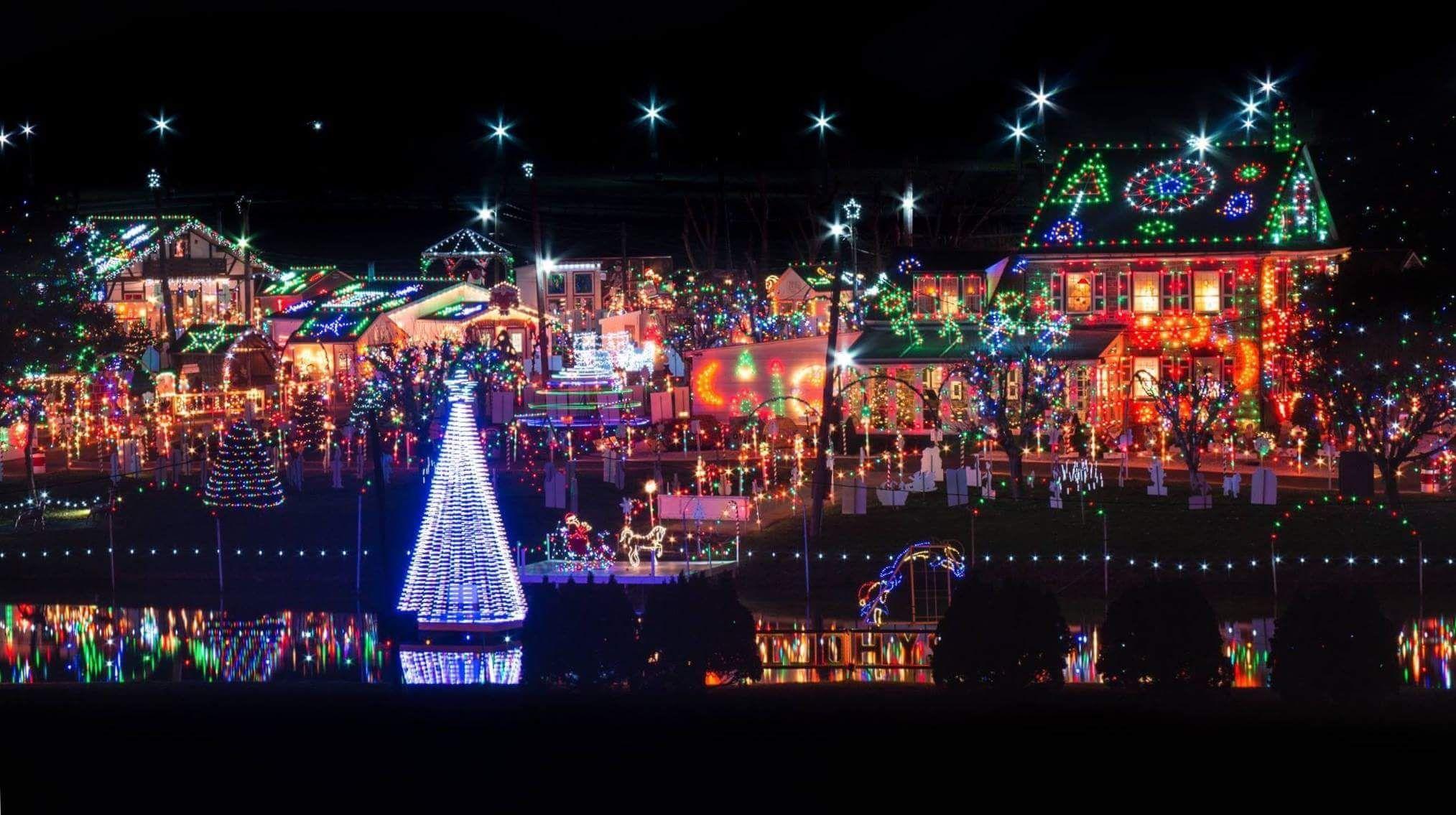 bernville koziars pa christmas village