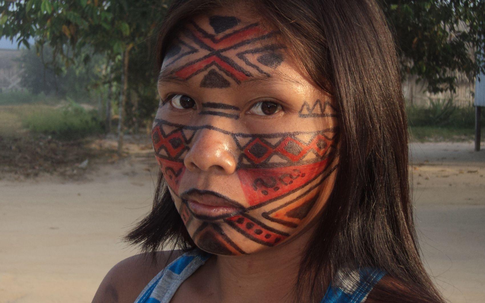 Artesãos Ou Artesaos ~ No Festival Huni Kuin Kaxinawá, em Tarauacá (AC), por Mirna Nunes de Marins, 2011 u00cdndios do