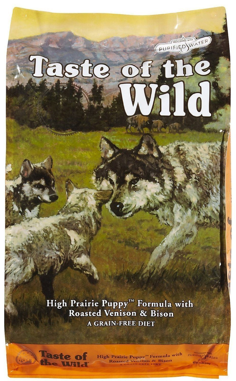 5Pound, High Prairie Food for Puppy => Don't get left