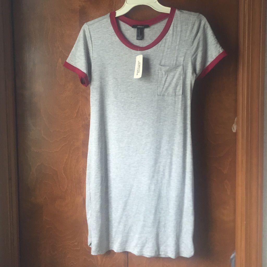 Tee Shirt Dress Brand New!