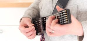 Learn Guitar with Jamstik (Review and Giveaway) #giveaway