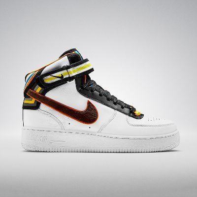 sale retailer 69bf0 b8c69 Nike Air Force 1 Mid SP (Tisci) Men s Shoe