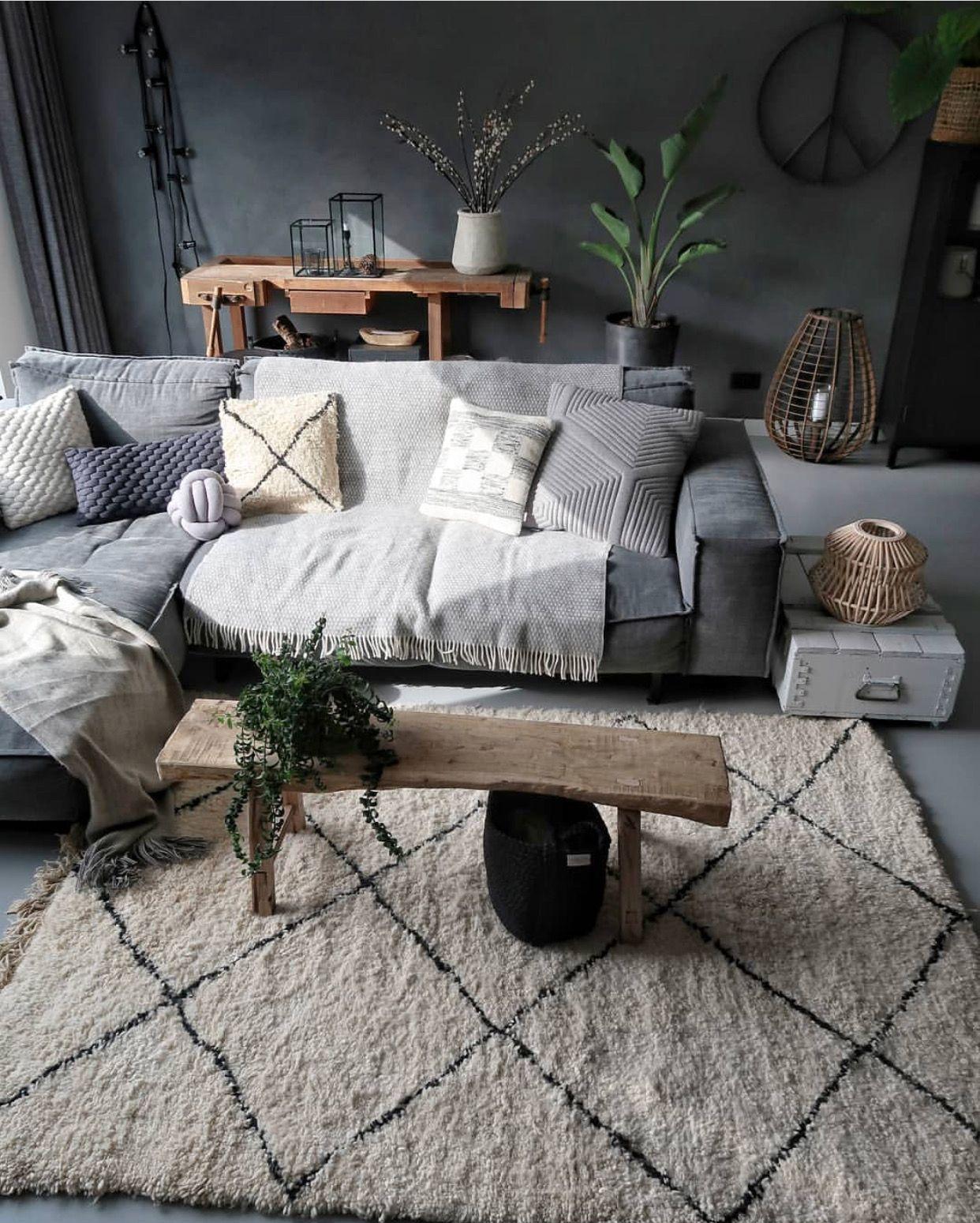 Scandinavian Interior Design Scandinavian Interior Living Room Decor Rustic Living Room Scandinavian Rustic Living Room #rustic #scandinavian #living #room