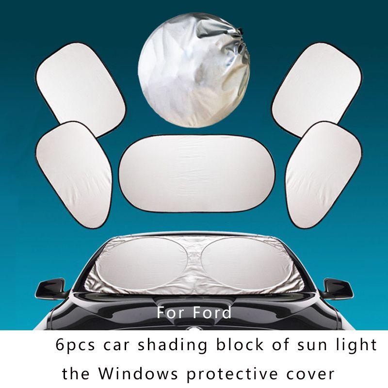 Ford Escort Front Windscreen Sun Shade Screen NEW