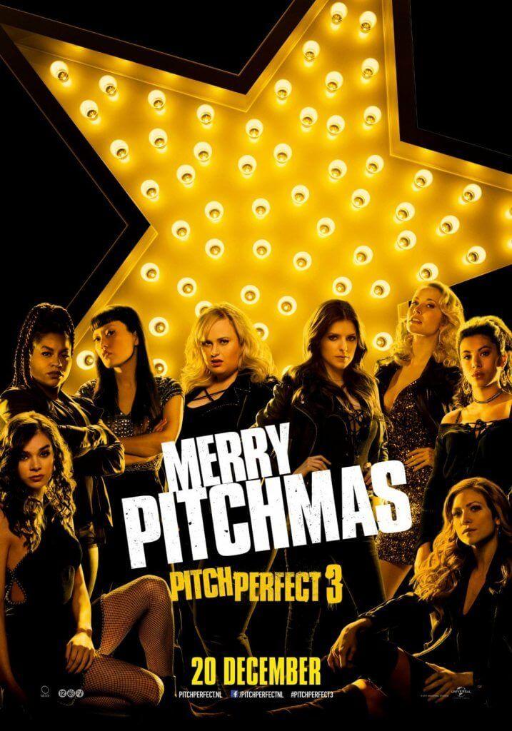 Trailers E Cartazes Do Filme A Escolha Perfeita 3 Pitch