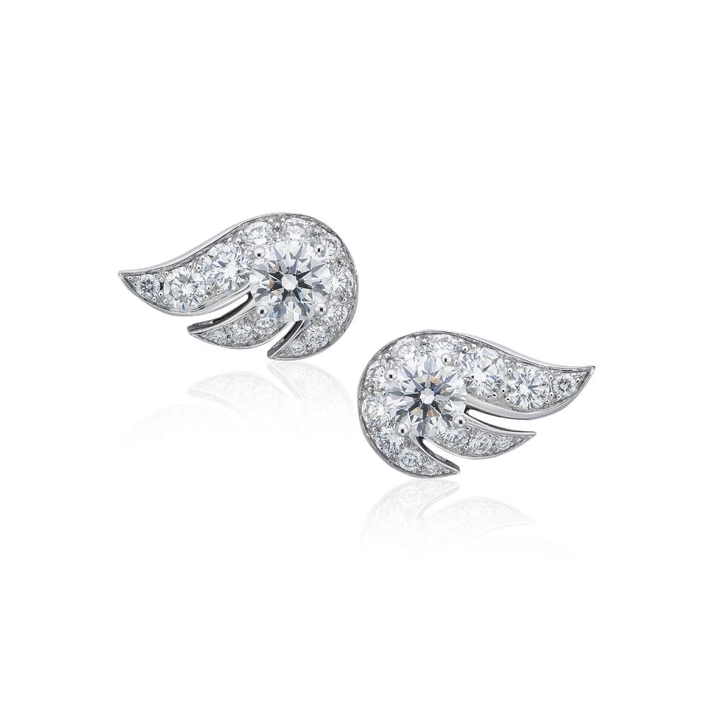 Graff Diamond Earrings Graff Diamonds Earrings Graff Diamonds Diamond Earrings