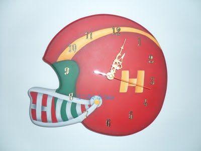 Reloj Soccer Americano