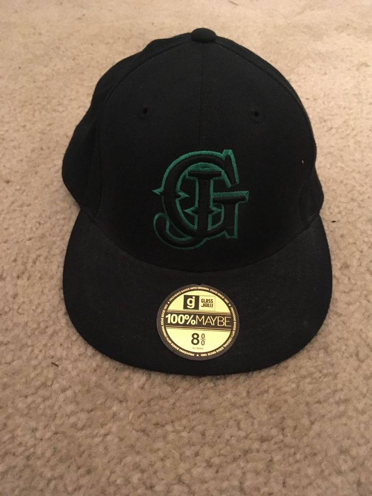 Glassjaw RARE fitted hat  snapcase Thursday misery signals tbs nyhc   fashion  clothing  shoes  accessories  mensaccessories  hats (ebay link) 58b9ec84363