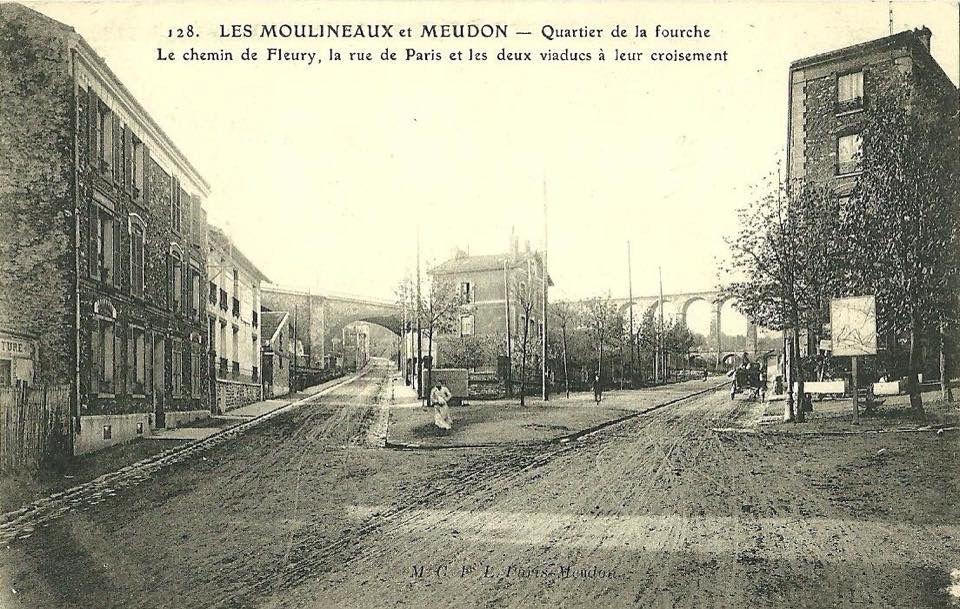 Issy Les Moulineaux Et Meudon Quartier De La Fourche Meudon