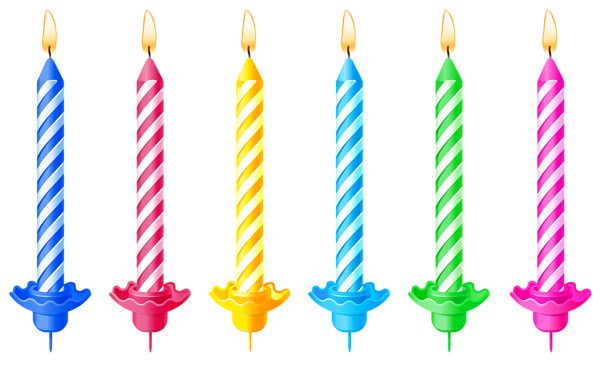 Birthday Candles Png Clipart Picture Happy Birthday Cards Printable Birthday Candles Cartoon Candle