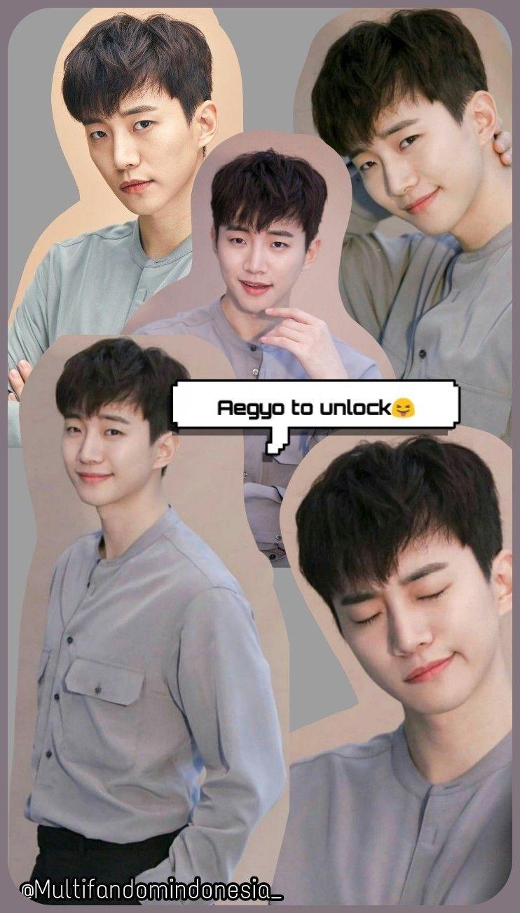 Wallpaper Lockscreen 2pm Lee Junho