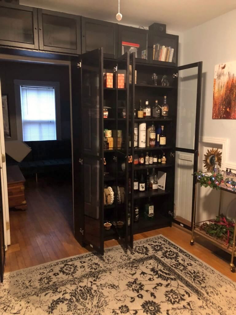 See It Or Not How To Make A Billy Bookcase Secret Door Ikea