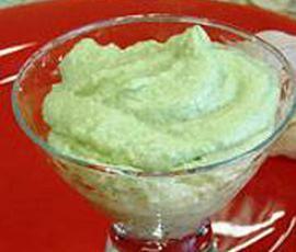 Receita Mousse de abacate por Equipa Bimby - Categoria da receita Sobremesas