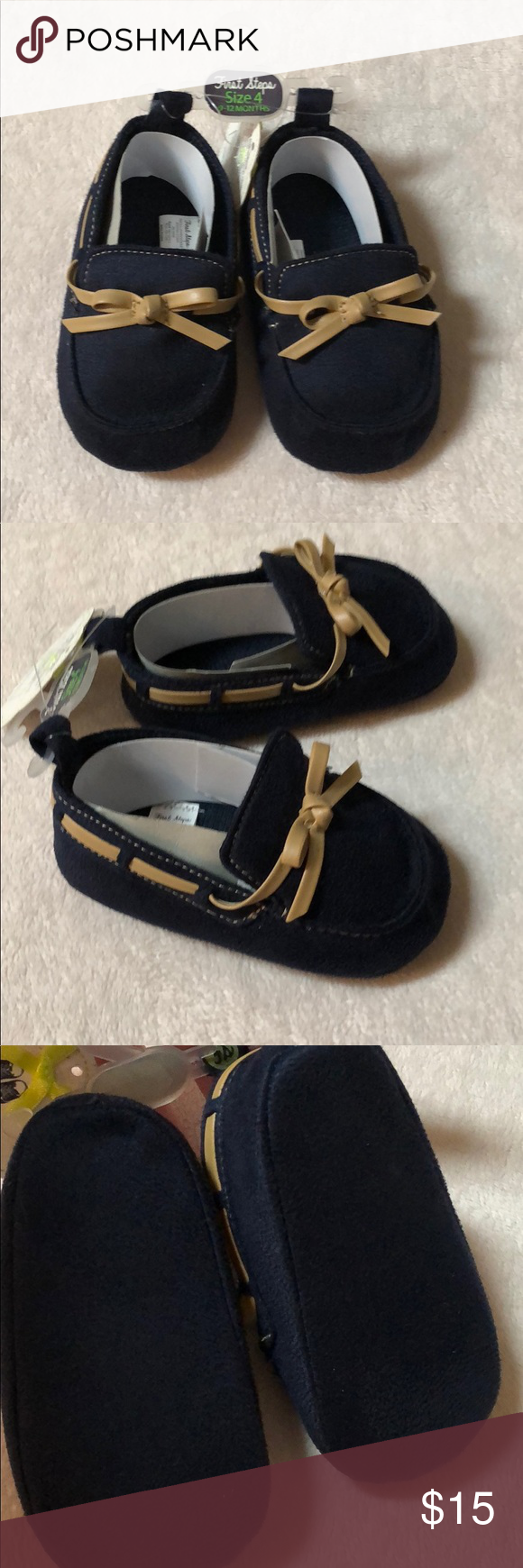 stepping stones   Soft baby shoes