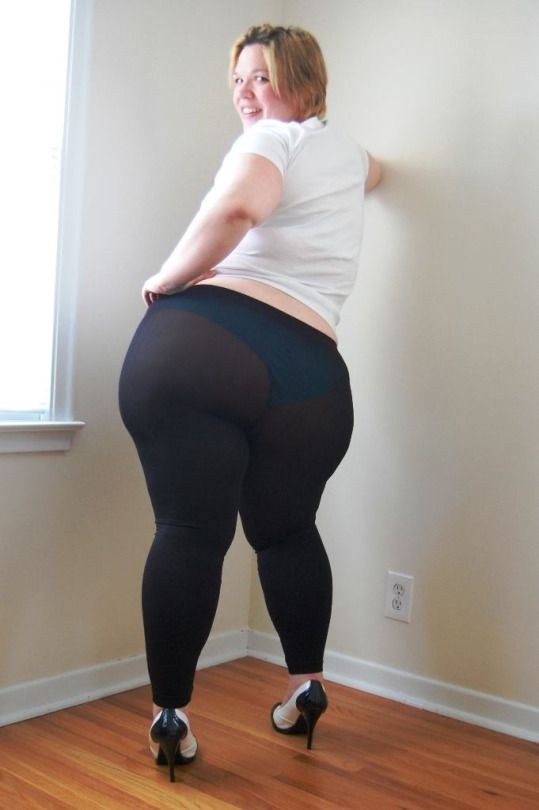 Bbw in yoga pants porn