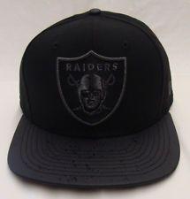 61adc75f4df6e Oakland Raiders New Era ORIGINAL FIT Meta Print Snapback Style Strapback  Cap Hat