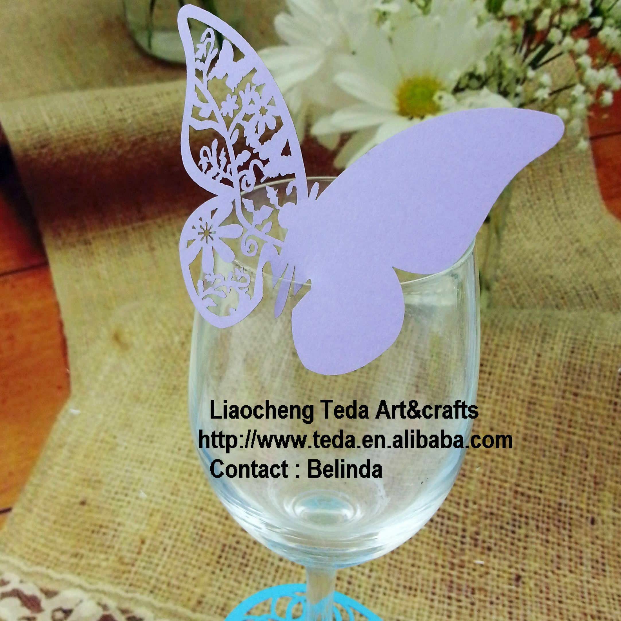 Pin By Belinda Xiong On Laser Cut Wedding Butterfly Heart Shape