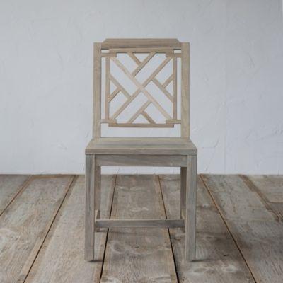 protected teak lattice chair teak elegant dining and outdoor spaces