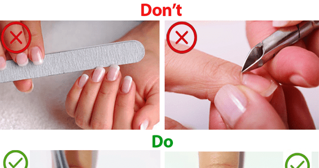 Did You Know That Toenails Usually Develop Faster Than The Fingernails Nails Are Composed Of A Special Protein Nail Growth Nail Growth Tips How To Grow Nails