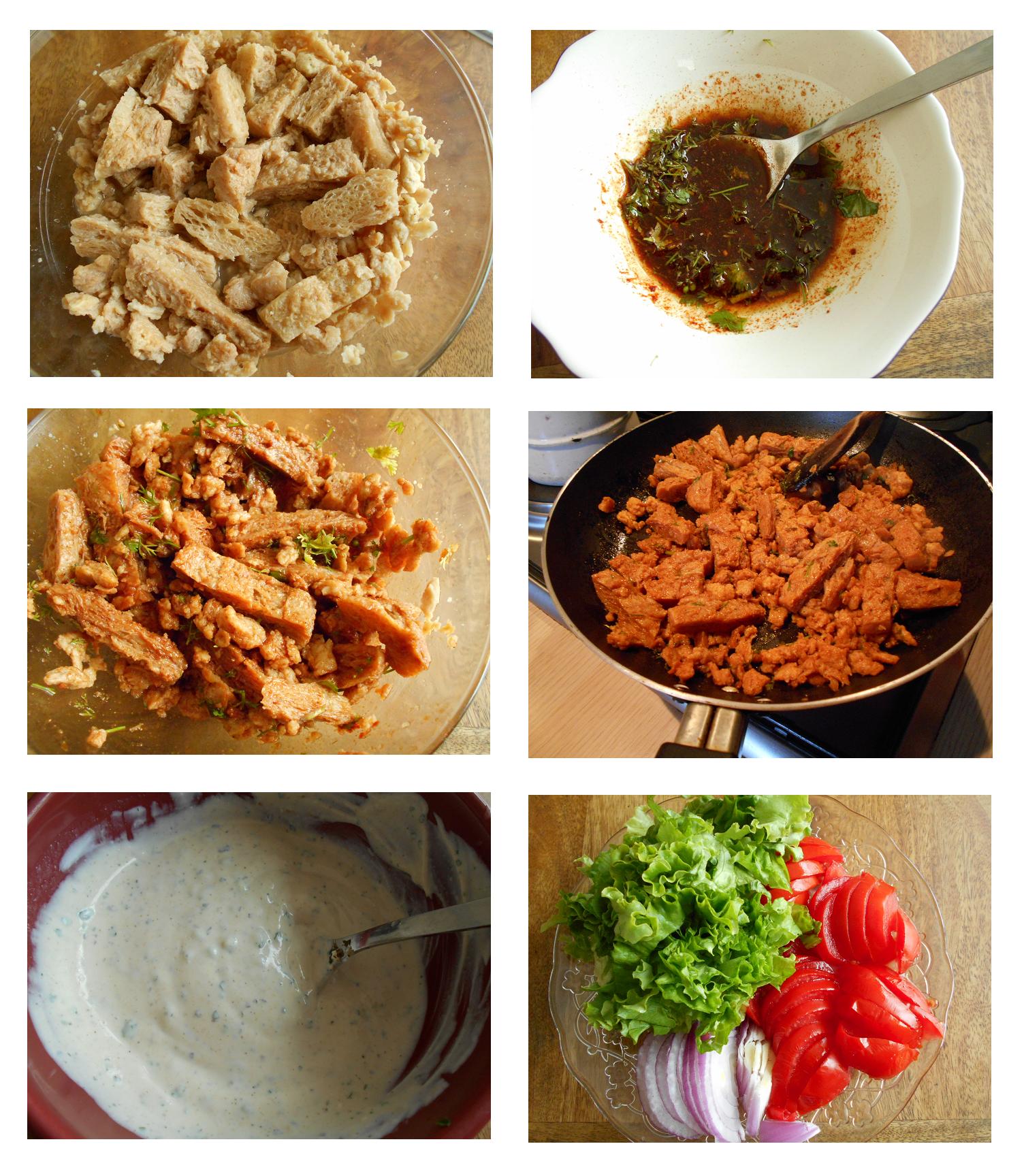 KEBABAKOOL   Cuisine végétarienne, Petite tomate et ...