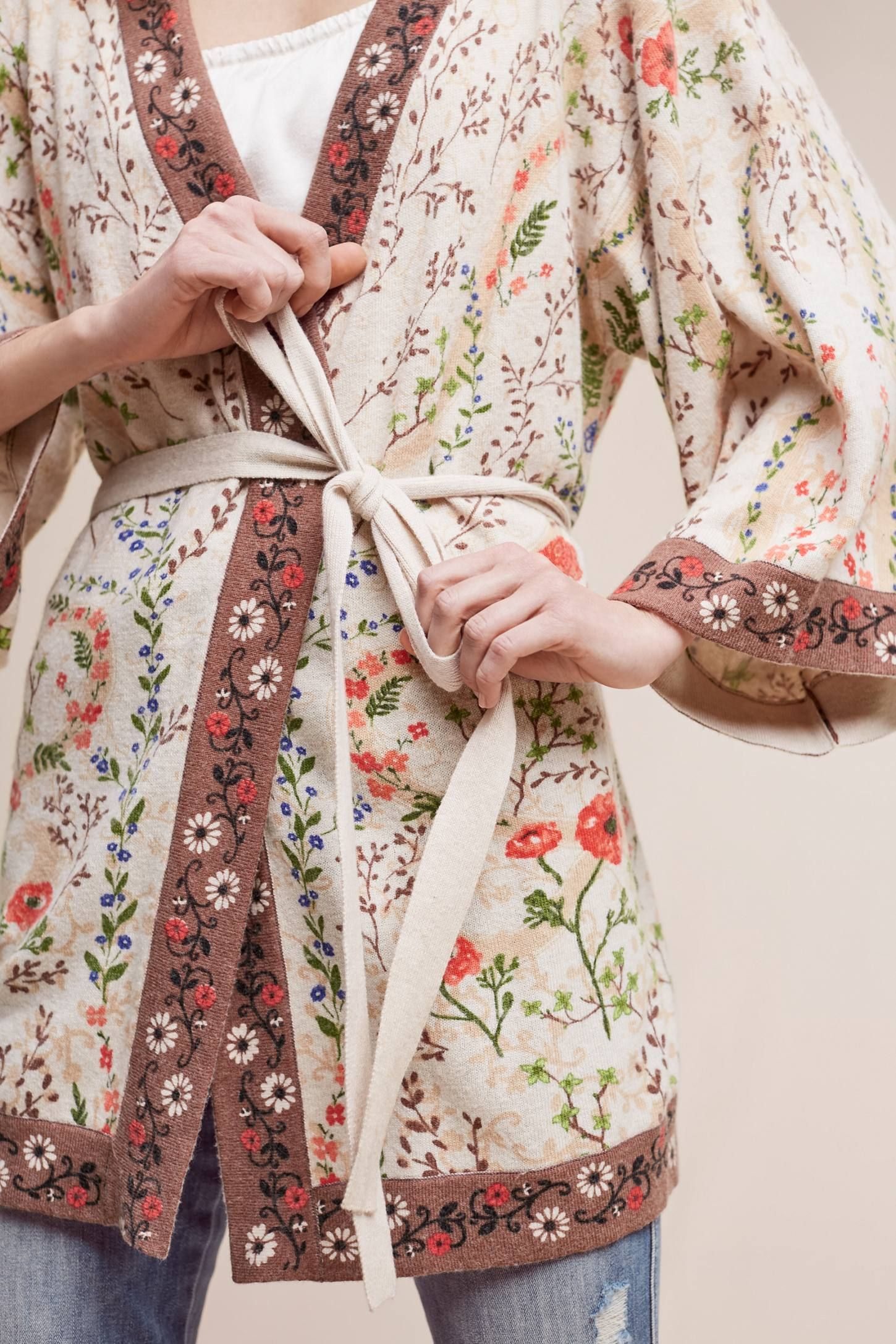 Ardennes Kimono Cardigan   Kimonos, Anthropologie and Wardrobes
