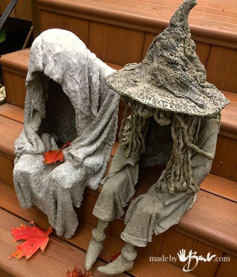 Diy Witch Decoration