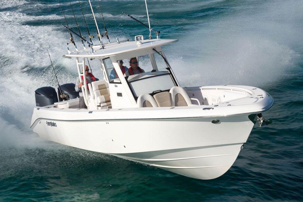 Choosing a fishing boat is a tough choice but we 39 ve got for Deep sea fishing boat