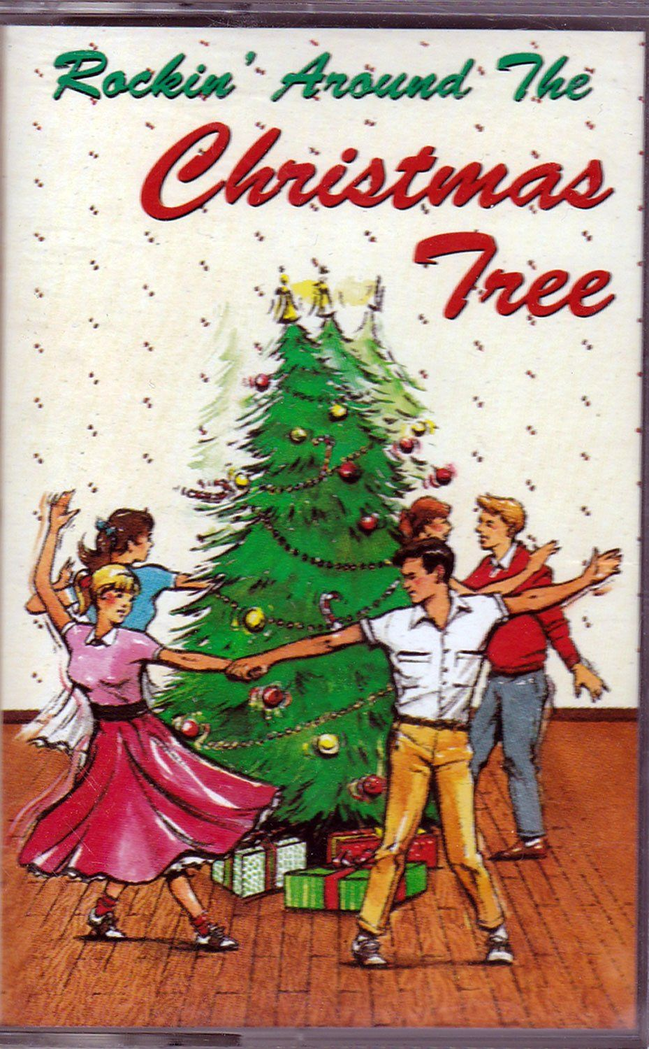 Cassette. Rockin' Around The Christmas Tree Days of