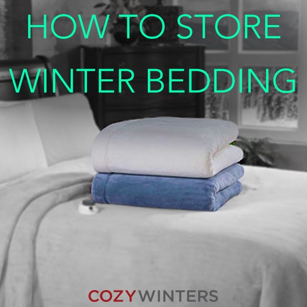 How To Fold & Store Extra Bed Sheets · One Good Thing by ... |Storing Comforters