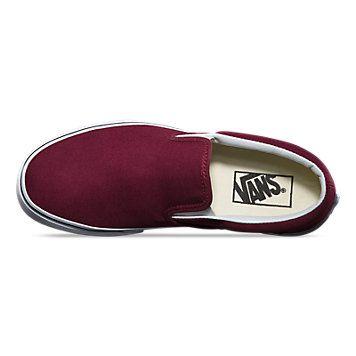 shoes, Vans slip on shoes