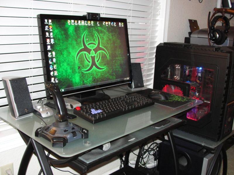 Randomfrankps New Setup