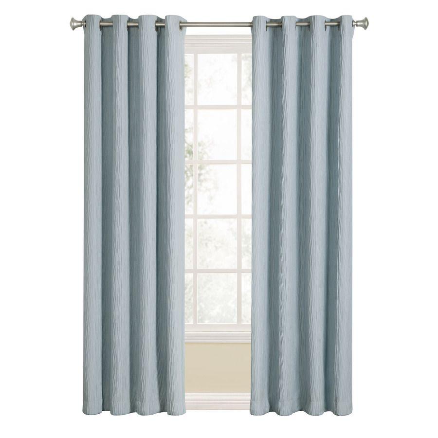 Slate Blue Curtains