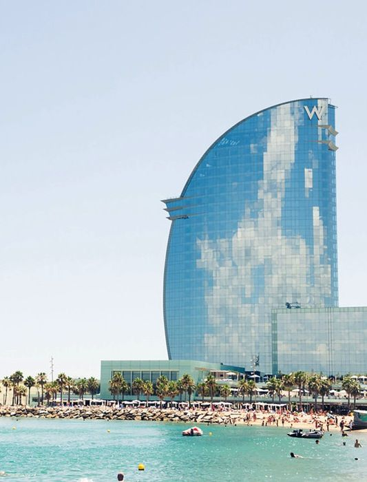 9 Best Places to Visit in Barcelona Místa - hotel barcelone avec piscine sur le toit