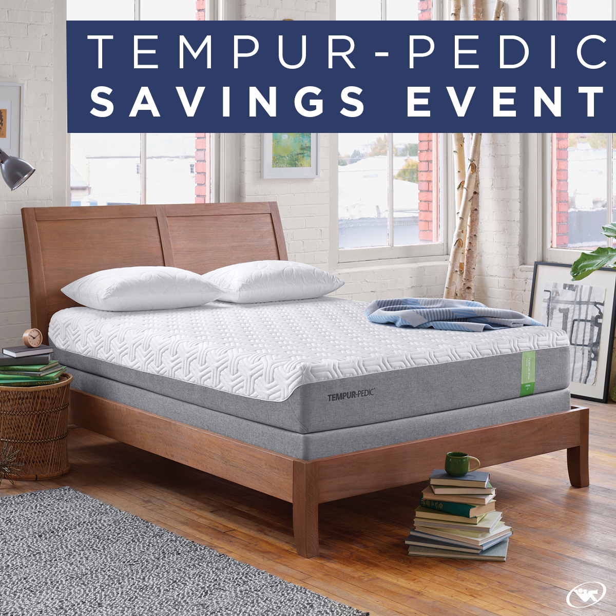 rest easy and save on select tempur pedic products enjoy up to 400