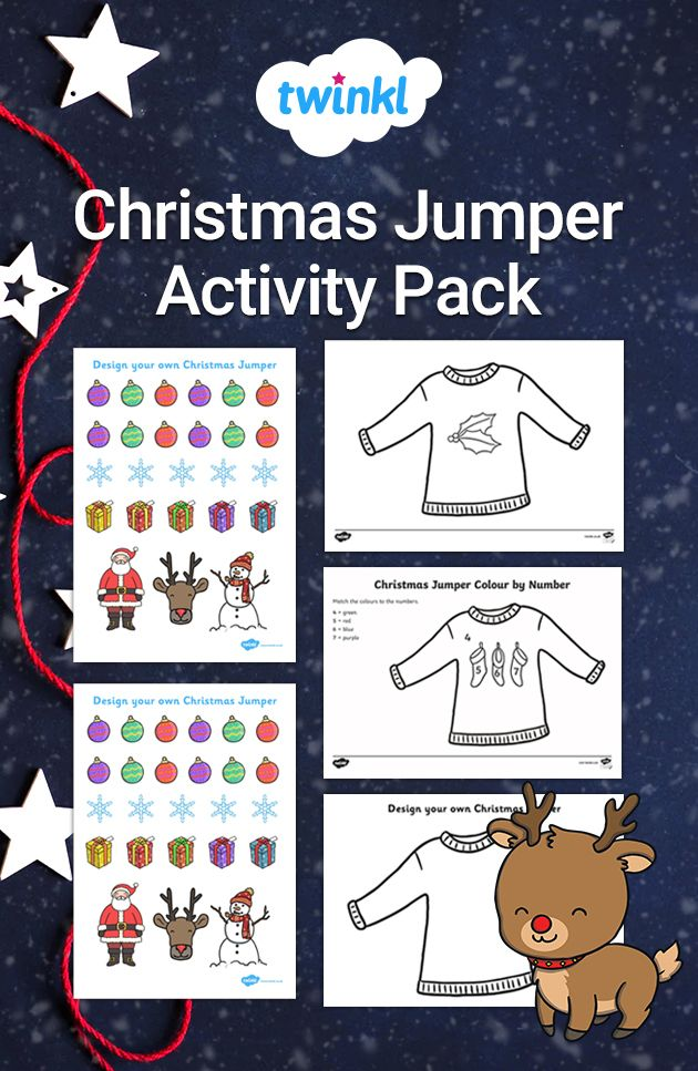 Celebrate Christmas Jumper Day with this fantastic