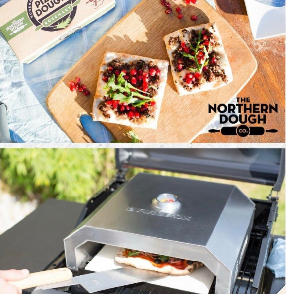 don t just stick to traditional bbq food this summer use northern dough co
