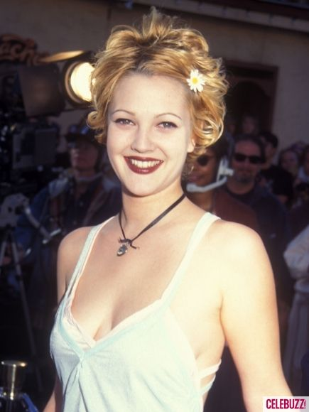 Hairstyle For My Body Pinterest Drew Barrymore 90s And